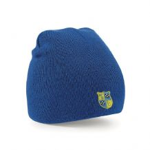 Wellington Rec Beanie Hat - Royal